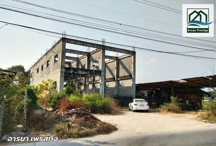 For Sale Land 1,600 sqm in Mueang Samut Prakan, Samut Prakan, Thailand