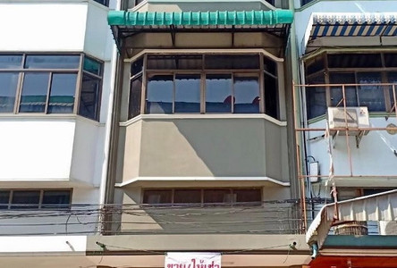 For Sale or Rent 3 Beds Shophouse in Bang Khae, Bangkok, Thailand