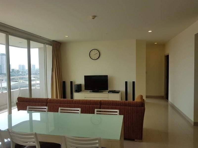 Watermark Chaophraya River - For Rent 3 Beds Condo in Bang Kho Laem, Bangkok, Thailand | Ref. TH-UNVRHELN