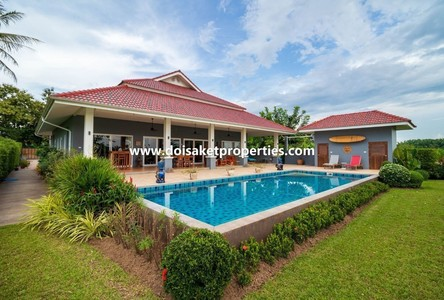 For Sale 4 Beds House in Doi Saket, Chiang Mai, Thailand
