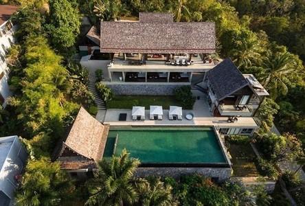 ขาย บ้านเดี่ยว 6 ห้องนอน เกาะสมุย สุราษฎร์ธานี