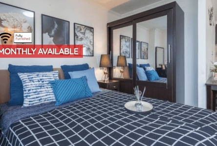 For Rent 1 Bed Condo in Klaeng, Rayong, Thailand