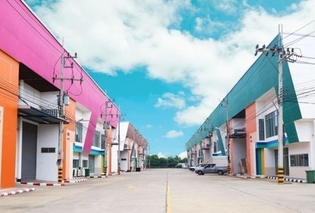 For Rent Warehouse 720 sqm in Mueang Samut Sakhon, Samut Sakhon, Thailand