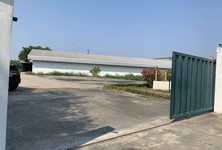 For Sale or Rent Warehouse 14,400 sqm in Krathum Baen, Samut Sakhon, Thailand