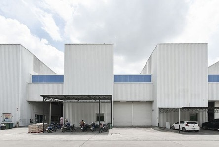 For Rent Warehouse 1,350 sqm in Khlong Luang, Pathum Thani, Thailand