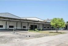 For Rent Warehouse 3,200 sqm in Krathum Baen, Samut Sakhon, Thailand