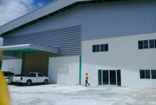 For Sale Warehouse 14,954 sqm in Bang Pakong, Chachoengsao, Thailand