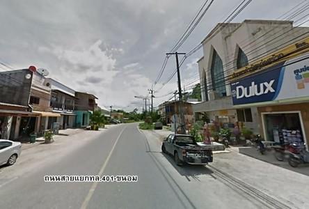 For Sale Retail Space 1,173 sqm in Khanom, Nakhon Si Thammarat, Thailand