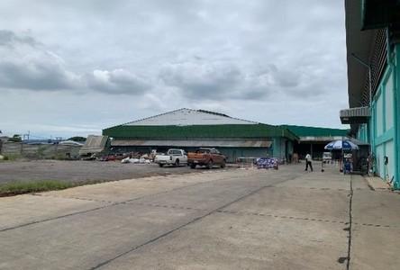For Rent Warehouse 6,528 sqm in Krathum Baen, Samut Sakhon, Thailand