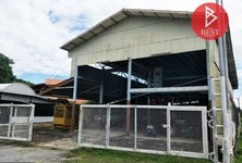 For Sale Warehouse 1,980 sqm in Mueang Lampang, Lampang, Thailand