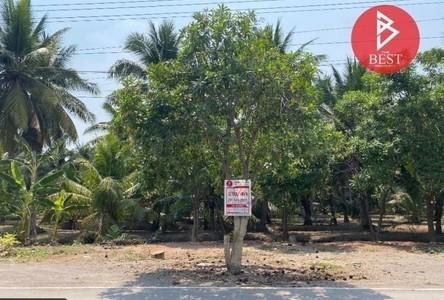 For Sale Land 944 sqm in Mueang Samut Songkhram, Samut Songkhram, Thailand