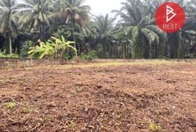 For Sale Land 548 sqm in Mueang Chumphon, Chumphon, Thailand