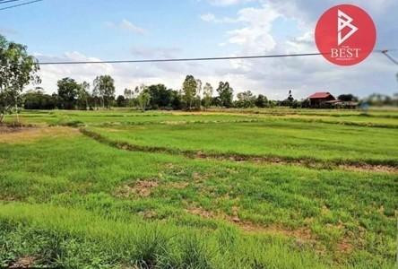 For Sale Land 7,456 sqm in Kantharawichai, Maha Sarakham, Thailand
