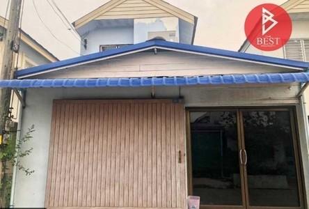 ขาย ทาวน์เฮ้าส์ 2 ห้องนอน กบินทร์บุรี ปราจีนบุรี