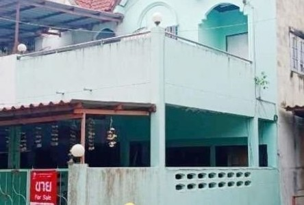 For Sale 2 Beds Townhouse in Mueang Sa Kaeo, Sa Kaeo, Thailand