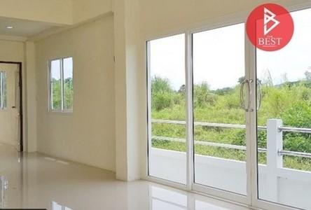 ขาย ทาวน์เฮ้าส์ 3 ห้องนอน เมืองจันทบุรี จันทบุรี