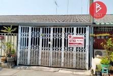 ขาย ทาวน์เฮ้าส์ 1 ห้องนอน เมืองชลบุรี ชลบุรี