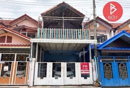 For Sale 2 Beds Townhouse in Mueang Ratchaburi, Ratchaburi, Thailand