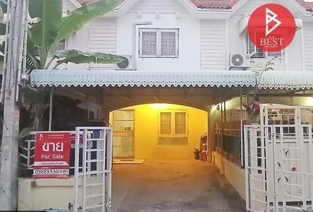 For Sale 2 Beds Townhouse in Mueang Chachoengsao, Chachoengsao, Thailand