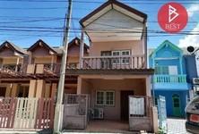 ขาย ทาวน์เฮ้าส์ 3 ห้องนอน ชะอำ เพชรบุรี