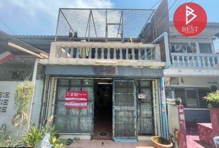 For Sale 1 Bed Townhouse in Bang Sao Thong, Samut Prakan, Thailand