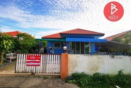 For Sale 2 Beds House in Phanom Sarakham, Chachoengsao, Thailand