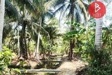 For Sale Land 2,308 sqm in Amphawa, Samut Songkhram, Thailand