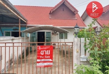 For Sale 2 Beds House in Mueang Chachoengsao, Chachoengsao, Thailand