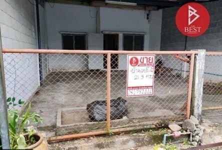 ขาย ทาวน์เฮ้าส์ 1 ห้องนอน เมืองจันทบุรี จันทบุรี