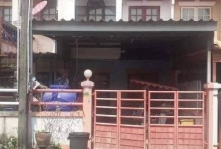 ขาย ทาวน์เฮ้าส์ 2 ห้องนอน เมืองระยอง ระยอง