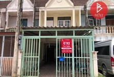 ขาย ทาวน์เฮ้าส์ 2 ห้องนอน ชะอำ เพชรบุรี