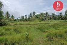 For Sale Land 8,289.2 sqm in Singhanakhon, Songkhla, Thailand