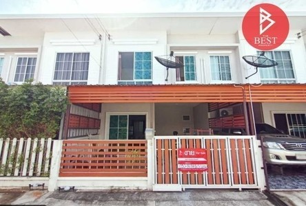 For Sale 4 Beds Townhouse in Ban Pho, Chachoengsao, Thailand