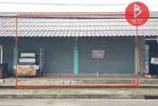 ขาย ทาวน์เฮ้าส์ 4 ห้องนอน ท่าใหม่ จันทบุรี
