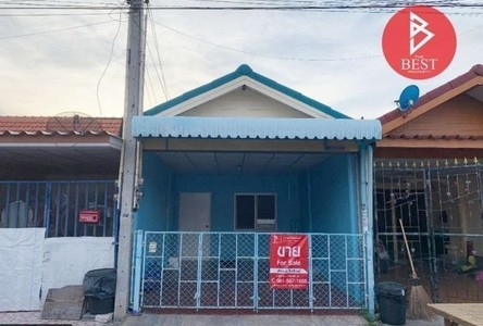 For Sale 1 Bed Townhouse in Bang Pakong, Chachoengsao, Thailand