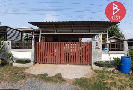 For Sale 2 Beds Townhouse in Sung Noen, Nakhon Ratchasima, Thailand