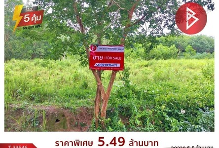 For Sale Land 3,728 sqm in Bueng Kan, Northeast, Thailand