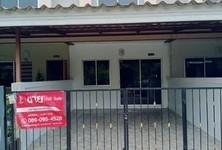 ขาย ทาวน์เฮ้าส์ 2 ห้องนอน ท่าใหม่ จันทบุรี