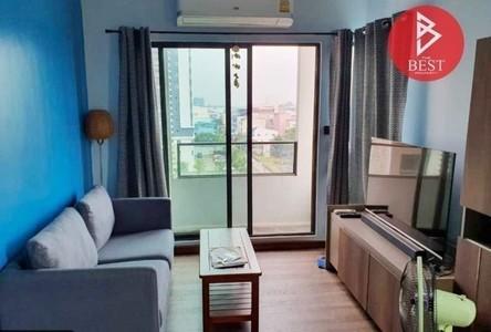 For Sale 2 Beds コンド in Bang Khun Thian, Bangkok, Thailand