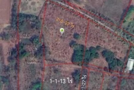 For Sale Land 6,060 sqm in Chiang Khan, Loei, Thailand