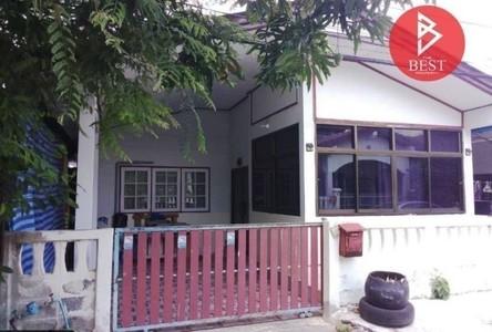 For Sale 4 Beds Townhouse in Phon, Khon Kaen, Thailand