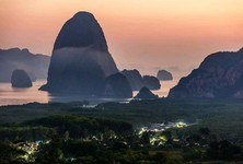 For Sale Land 28,800 sqm in Takua Thung, Phang Nga, Thailand