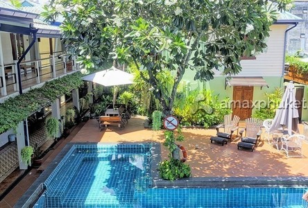 For Sale Hotel 23 rooms in Mueang Phuket, Phuket, Thailand