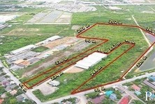 For Sale Land 93,028 sqm in Mueang Samut Sakhon, Samut Sakhon, Thailand