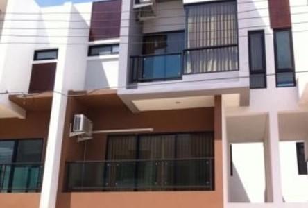 For Sale 3 Beds Townhouse in Ban Phai, Khon Kaen, Thailand