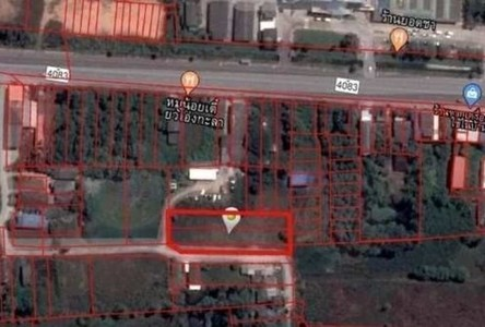 For Sale Land 2,204 sqm in Ranot, Songkhla, Thailand