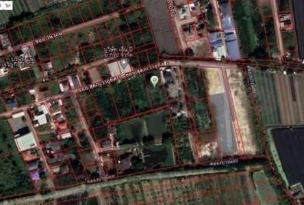 For Sale Land 7,644 sqm in Thawi Watthana, Bangkok, Thailand