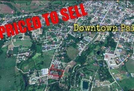 For Sale Land 726 sqm in Pai, Mae Hong Son, Thailand