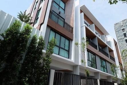 For Rent 3 Beds Townhouse in Bang Rak, Bangkok, Thailand