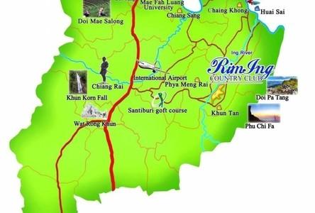 For Sale Land 612,800 sqm in Phaya Mengrai, Chiang Rai, Thailand